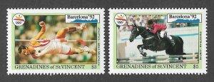 924-925,MNH St. Vincent Grenadines