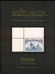 THE WESTCHESTER COLLECTION U.S. MINT STAMPS catalog