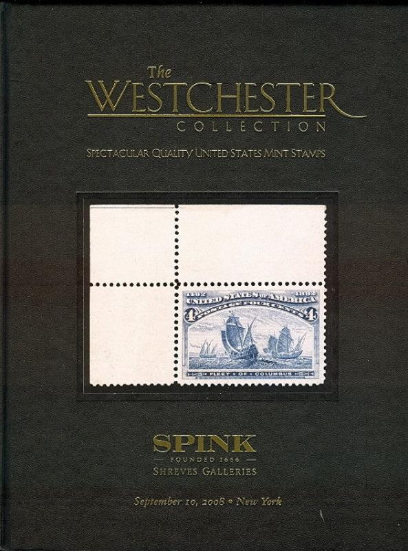 THE WESTCHESTER COLLECTION US MINT STAMPS Catalog