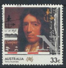 SG 974  SC# 951  Used  - Australian Settlement 2nd Issue