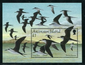 Ascension Island 1994 Sc 598 Birds Tern CV $6.50