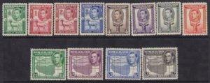 Somaliland Protectorate 1938 SC 84-95 NH Set