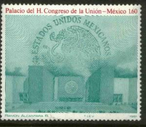 MEXICO 1244 Opening of the new Congress of the Union bldgMNH