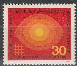 Germany #1004 MNH  (S1985)