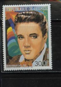 1986 Guinee Elvis Presley (Scott 1014) MNH