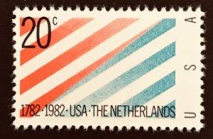 U.S. 1982 #2003, MNH, @ Face= .20