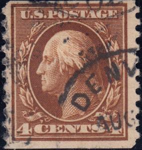 U.S. 446 Used FVF (10419)