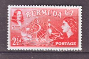 J22214 Jlstamps 1953-8  bermuda part of set mnh #147 ship