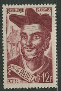 France - Scott 639- General Issue -1950 - MLH -Single 12fr Stamp