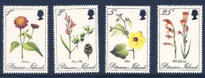 Pitcairn Islands 110-113 Mint VF NH (110-111 LH)