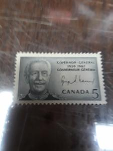 Canada 5c mint print on both sides