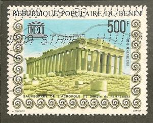 Benin  Scott  C284   Parthenon