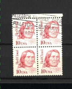 USA #2175  2 used  1986-94 PD .16