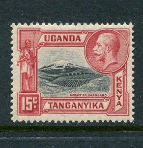 Kenya Uganda & Tanganyika #49 Mint