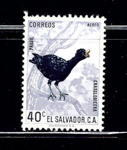 Salvador C205 MH 1963 Bird