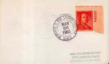 United States, 1954 Liberty, Arizona