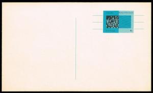 US #UX53 Bureau of the Census Postal Card; MNH (0.30)
