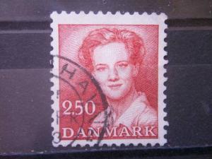 DENMARK, 1983, used 2.50k, Scott 706