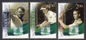 Norfolk Island 867-879 MNH VF