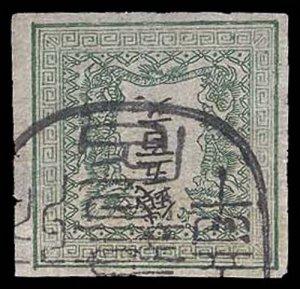 JAPAN 4e  Used (ID # 95941)