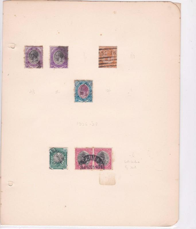 south africa stamps ref r8644