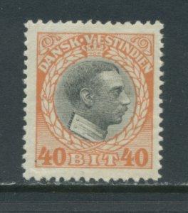 Danish West Indies 57  MHR