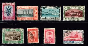 IRAN PERSIA STAMP COLLECTION LOT  #S4