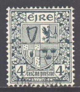 Ireland Scott 112 - SG117, 1940 e wmk 4d used