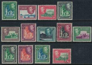 St. Vincent #156-64,180-3*/u  CV $11.65