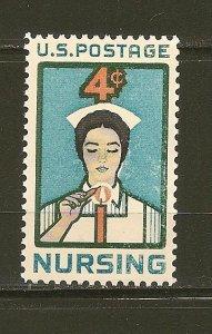 USA 1190 Nursing MNH