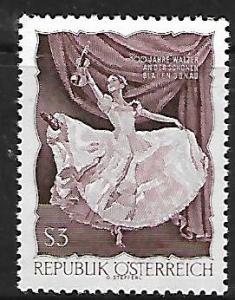 AUSTRIA 786 BALLET DANCER
