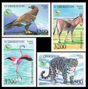 2019    Uzbekistan     1365-68    Fauna of Uzbekistan
