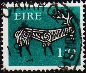 Ireland. 1968 1s9d S.G.259 Fine Used