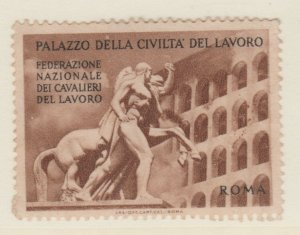 Cinderella or revenue Stamps 6-19-21- Italy no gum 1915?