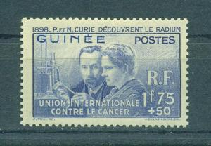 French Guinea sc# B2 mdg cat value $9.00