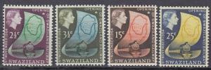 Swaziland - 1964 QEII Railroad Sc# 111/114 - MLH (1112)