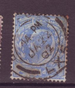 J8514 JL stamps1902-11 great britain used #131 kevII perf14