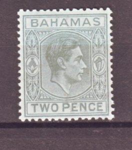 J22327 Jlstamp 1938-46 bahamas part of set mnh #103 gray, king