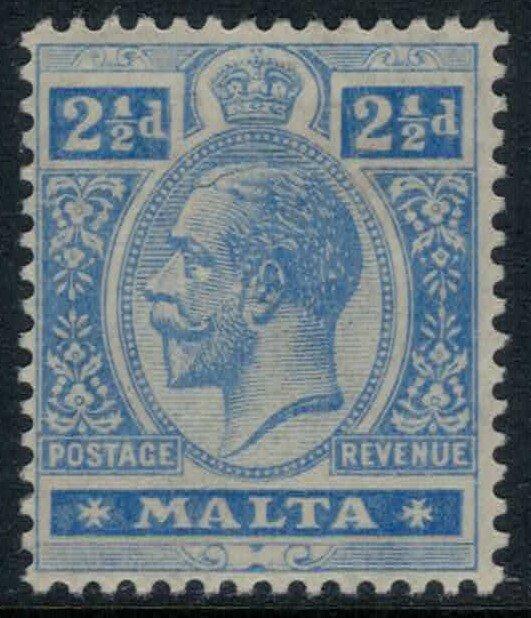 Malta #70*  CV $7.00