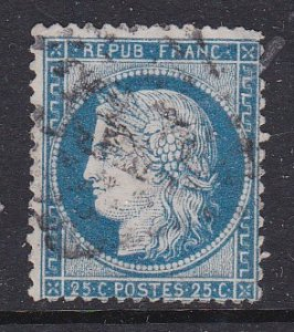 France #58 VG-F used Ceres