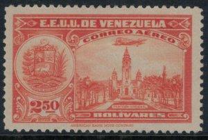 Venezuela #C107*  CV $10.00