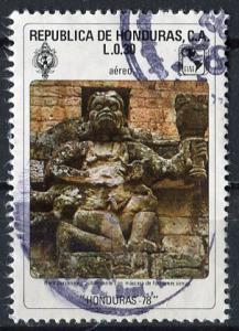 Honduras; 1978: Sc. # C617: O/Used Single Stamp