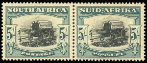 SOUTH AFRICA 31, VF-XF OG NH GEM