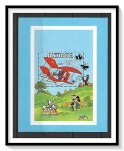 Antigua #571 Disney Goofy Souvenir Sheet MNH
