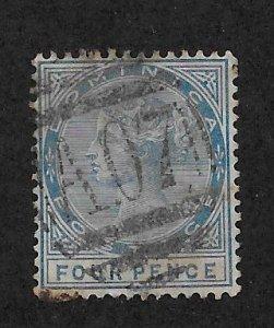DOMINICA SC# 7  FVF/U 1879