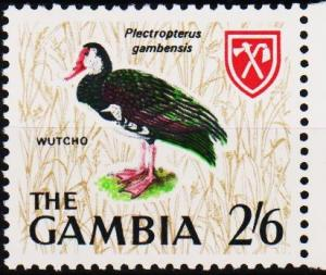 Gambia. 1966 2s6d S.G.242 Unmounted Mint