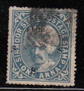India Siramoor O3 SG 53 Used VF 1890 SCV $700.00