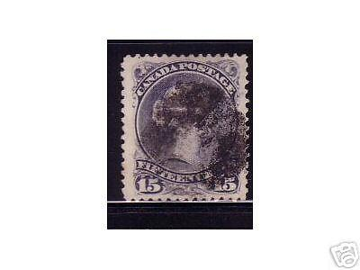 Canada #30c VF Used *With Certificate*