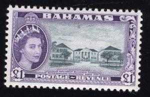 Bahamas Scott #173 Stamp - Mint NH Single