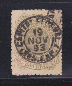 Brazil 105a U Southern Cross